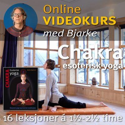 Online videokurs: Chakra - esoterisk yoga